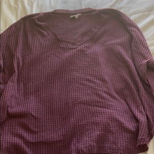 Urban Outfitters Purple Sweater